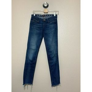 Earnest Sewn No. 59 Harlan Cigarette Jeans Womens